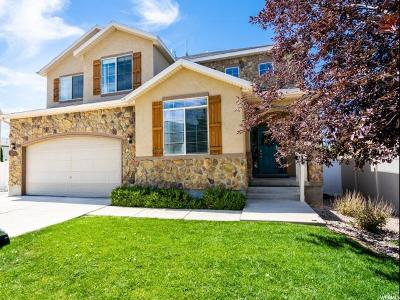 Spanish Fork Single Family Home For Sale: 1048 S 1990 E