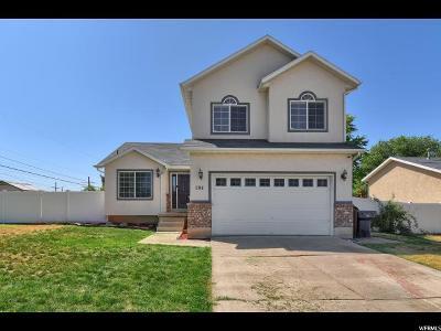 Layton Single Family Home For Sale: 384 E 1100 N