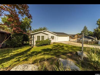 Farmington Single Family Home For Sale: 34 S 300 E
