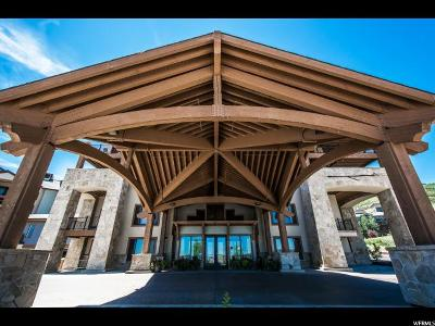 Park City Condo For Sale: 2653 W Canyons Dr #132A