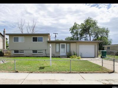 Layton Single Family Home For Sale: 2085 W Clara St
