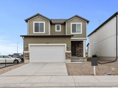 Lehi Single Family Home For Sale: 3725 W Cold Pond Ave N #124