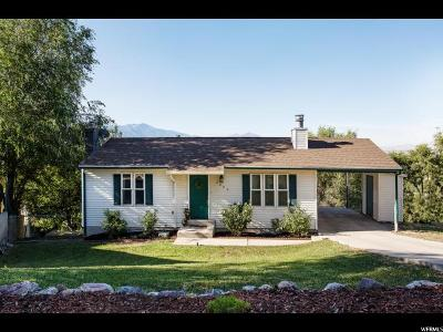 Provo Single Family Home For Sale: 2082 S Park St