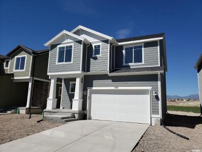 Lehi Single Family Home For Sale: 763 N 3770 W #116