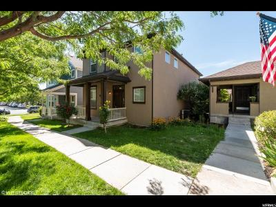 South Jordan Single Family Home For Sale: 11752 S Oakmond Rd W
