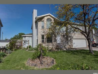 Lehi Single Family Home For Sale: 1675 N 1125 W
