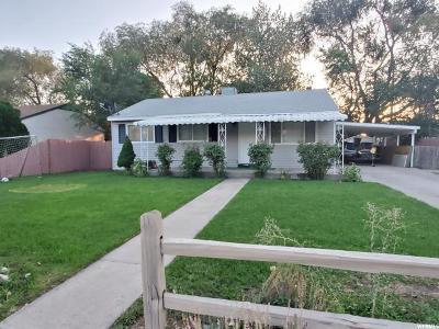 Orem Single Family Home For Sale: 651 N 120 E