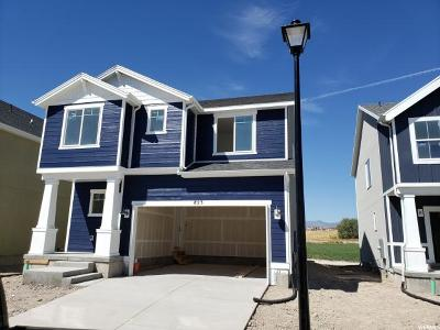 Lehi Single Family Home For Sale: 823 N 3770 W #111