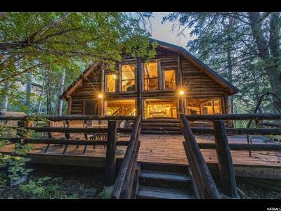 Heber City Single Family Home For Sale: 9669 Ridge Pine Dr