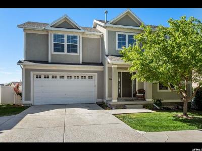 West Jordan Single Family Home For Sale: 7653 S Yellowwood Ln W