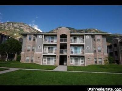 Provo, Provo Canyon Condo For Sale: 483 Belmont Pl #366