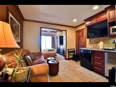 Park City Condo Under Contract: 3000 Canyons Resort Dr #4609B