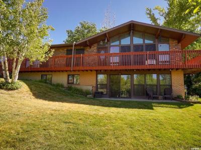 Layton Single Family Home For Sale: 3328 N 1000 E