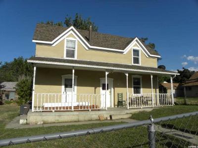 Payson Single Family Home Under Contract: 47 S 400 E