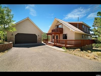 Heber City Single Family Home For Sale: 1634 Cedar Bark Ln