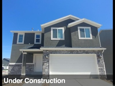 West Jordan Single Family Home For Sale: 7912 S Ares Ct W #80