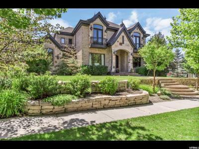 Draper Single Family Home For Sale: 928 E Rosefield Ln S