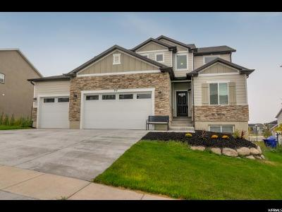 Saratoga Springs Single Family Home For Sale: 512 W Deer Meadow Dr
