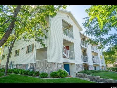 Salt Lake City Condo For Sale: 3807 S River Run Way #3