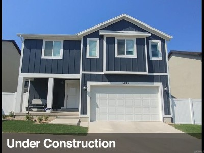 West Jordan Single Family Home For Sale: 7911 S Ares Ct W #83