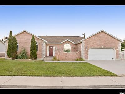 Orem Single Family Home For Sale: 1751 S 40 W