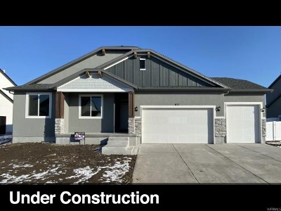 Lehi Single Family Home For Sale: 611 S 2100 W #65
