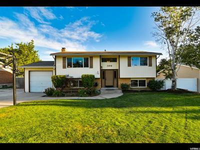 Sandy Single Family Home For Sale: 396 E 10425 S