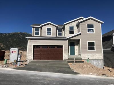 Draper Single Family Home For Sale: 14773 S Glacial Peak Dr #421