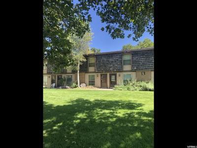 Centerville Townhouse For Sale: 88 W 50 S #L-3