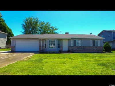 Orem Single Family Home For Sale: 1517 W 575 S