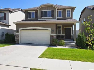 Herriman Single Family Home For Sale: 13127 S Brickshire Ln W