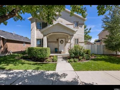 Draper Single Family Home For Sale: 11881 S Aztec Rd W