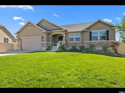 Spanish Fork Single Family Home For Sale: 2162 E 450 S