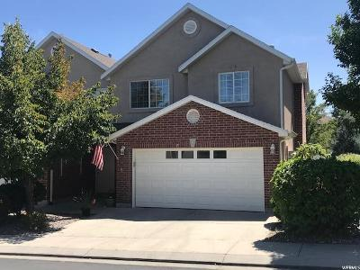 South Jordan Townhouse For Sale: 3859 W Sage Meadow Dr S