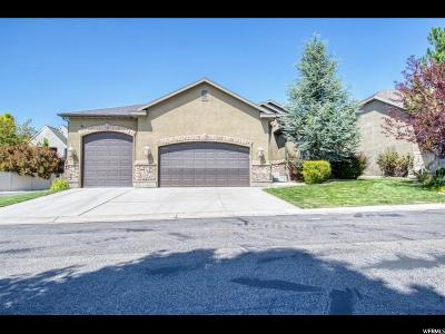 South Jordan Single Family Home For Sale: 464 W Aspen Gate Ln