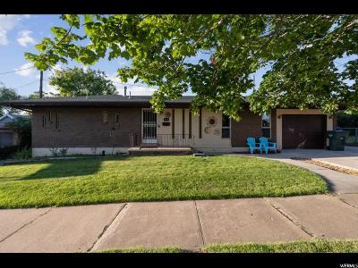 Ogden Single Family Home For Sale: 914 E 29th S