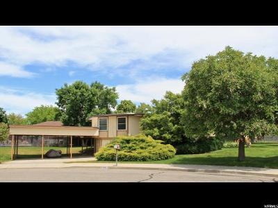 Provo Single Family Home For Sale: 1158 W 1050 N