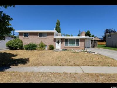 Sandy Single Family Home For Sale: 1401 E 8125 S