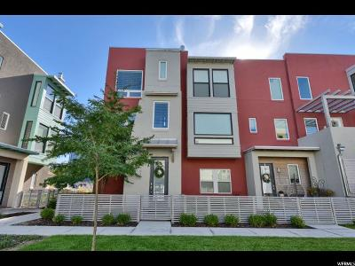 South Jordan Townhouse For Sale: 4949 W 11400 S