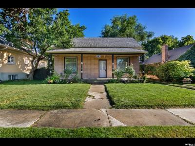 Provo Single Family Home For Sale: 164 E 400 S