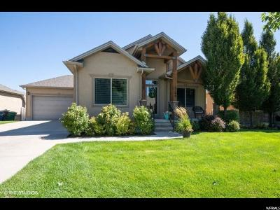 West Jordan Single Family Home For Sale: 5288 W Ranches Loop Rd