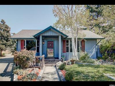 Orem Single Family Home For Sale: 24 W 750 N