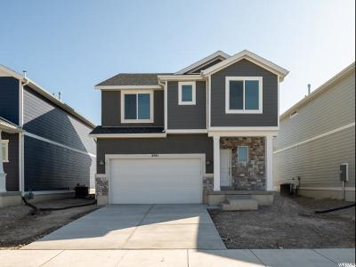Lehi Single Family Home For Sale: 3761 W Cold Pond Ave #121