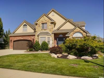 Kaysville Single Family Home For Sale: 1117 S Via La Costa Way S