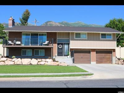 Kaysville Single Family Home For Sale: 1060 N Kingswood Rd