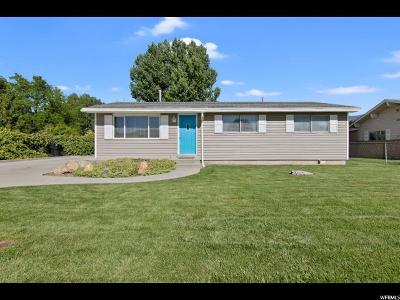 Payson Single Family Home Under Contract: 261 S 700 W