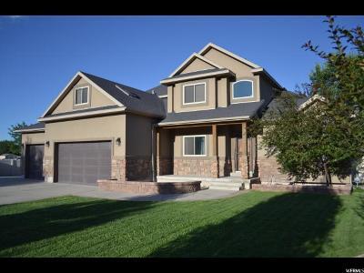 Herriman Single Family Home For Sale: 13891 S Newburgh Dr