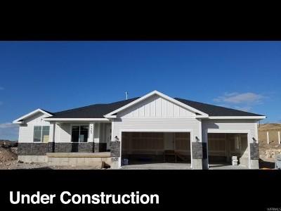 Saratoga Springs Single Family Home For Sale: 2363 N Elderberry Cir.