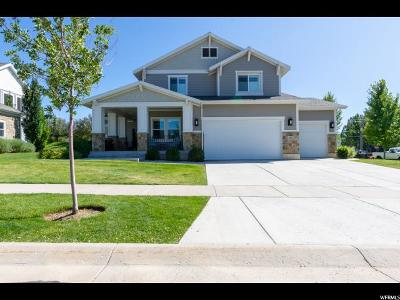 Heber City Single Family Home For Sale: 2654 E Water Wheel Ct