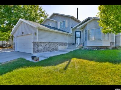 West Jordan Single Family Home For Sale: 4763 W Athens Dr